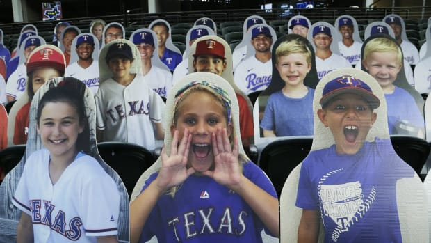 MLB fans might be cutouts in the stands but at home they are increasingly younger this Covid-shortened season.