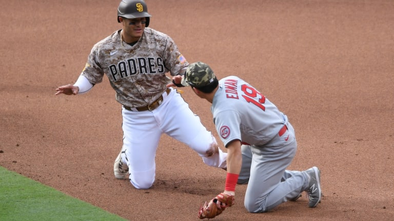 Super Swell Guy Manny Machado Takes Out Tommy Edman In Controversial Play