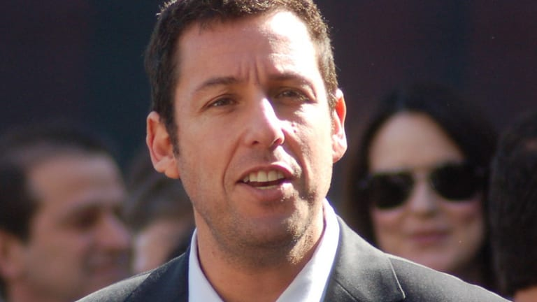 Video of Adam Sandler Playing Pick-Up Basketball Is a Great Way to Start the Week