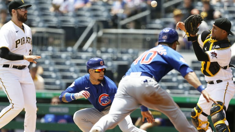 The Great Javy Baez Disappearing Act of 2021