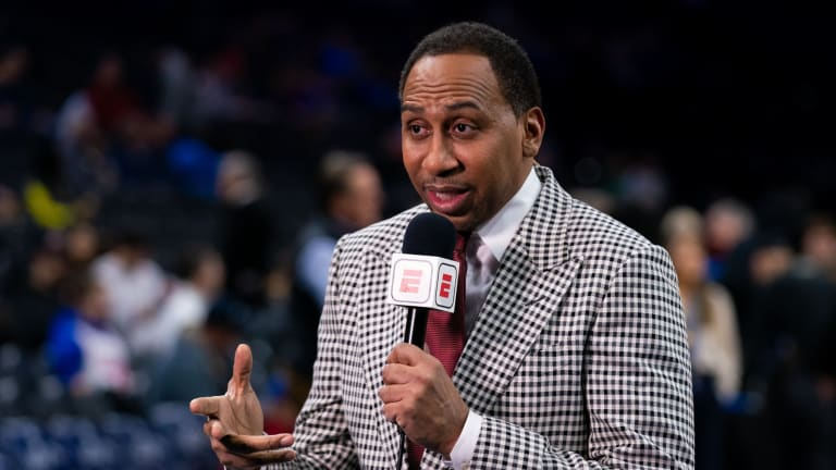 Stephen A. Smith Is All of America as Euro 2020 Kicks Off