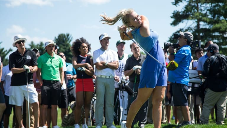 Who is Blair O'Neal? Meet the Awesome Golf Channel Host
