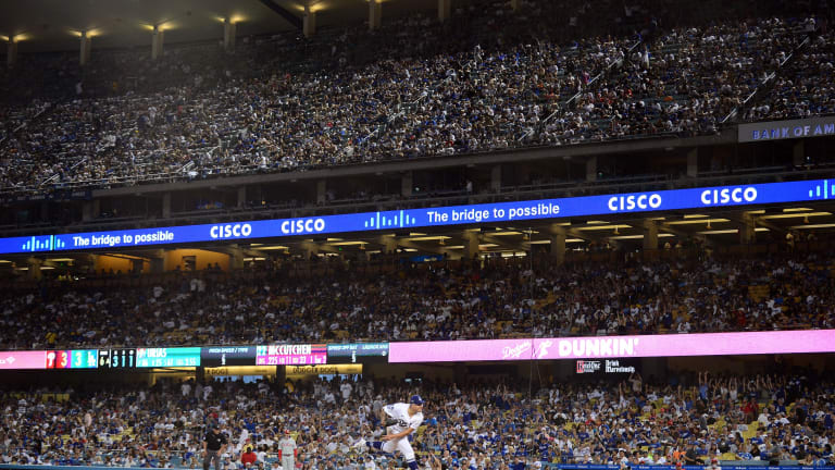 Dodger Stadium Was At Full Capacity and We Might Cry It's So Beautiful