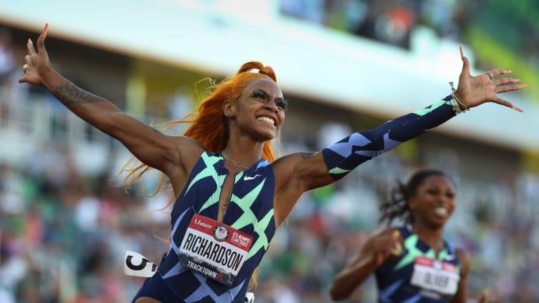 IOC's Archaic Marijuana Policy Puts Sha'Carri Richardson's Future in Jeopardy