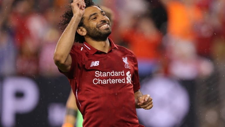Liverpool Halts Mohamed Salah from Playing for Egypt at Tokyo Olympics