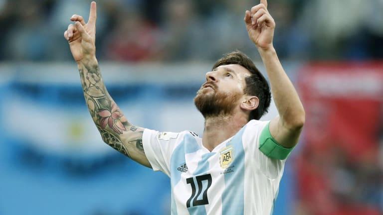 Lionel Messi Finally Wins Major Trophy for Argentina