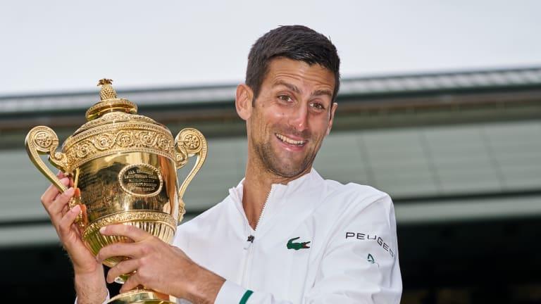 Novak Djokovic Inches Closer to Winning Golden Slam