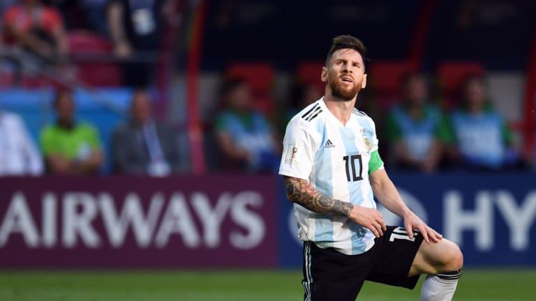 Messi Steals Ronaldo's Instagram Crown