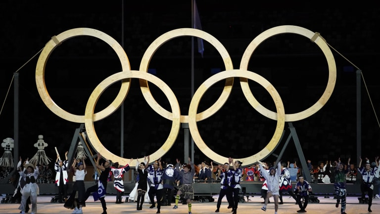 The Tokyo Olympic Opening Ceremony Was Short, Sweet and What You'd Expect During an Ongoing Pandemic
