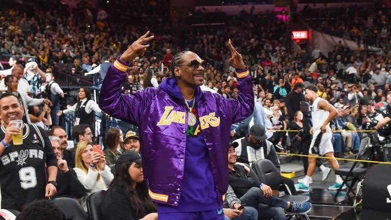 Snoop Dogg Makes the Olympics Infinitely Better
