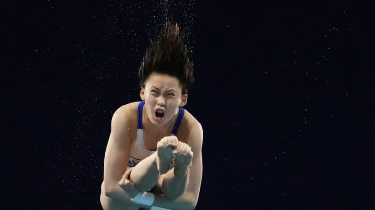 Look at All These Silly Olympic Faces