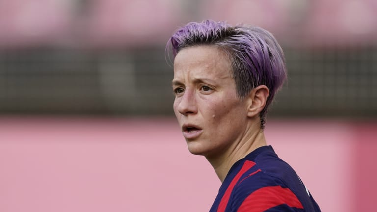 Megan Rapinoe Scores Stunner as USWNT Claim First Bronze Medal in Olympic History
