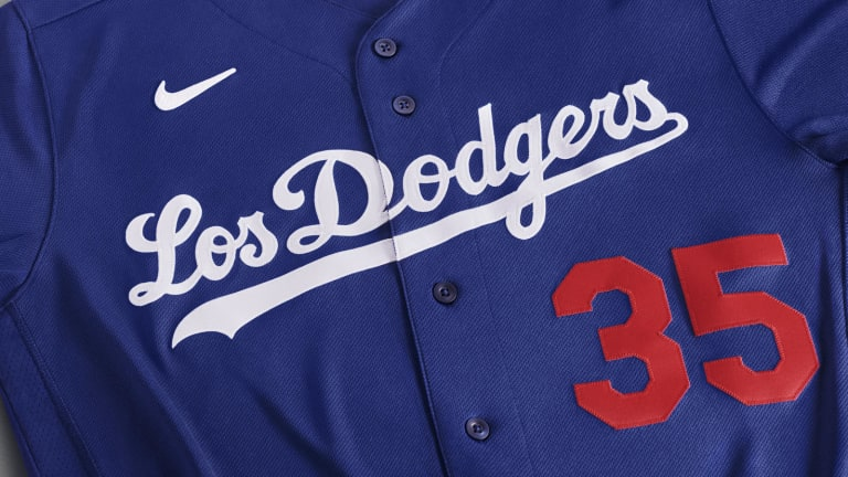 The Dodgers Blue Themselves