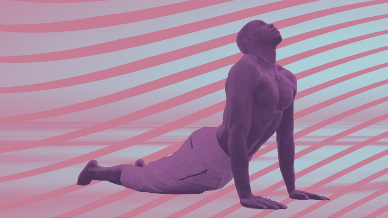 Joe Johnson, Hot Yoga and Finding Your Own Discomfort Zone