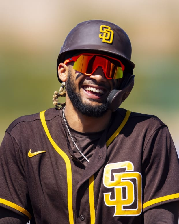 Fernando Tatis Jr. is one a few reasons to celebrate MLB's Opening Day to its fullest.
